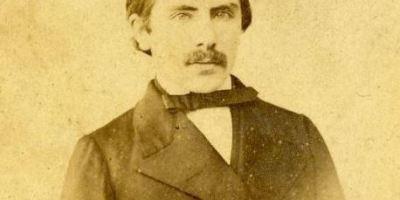 Famille Olgiati. - Homme non identifié : photo carte de visite. Archives municipales et communautaires de Brest. 2Fi11196