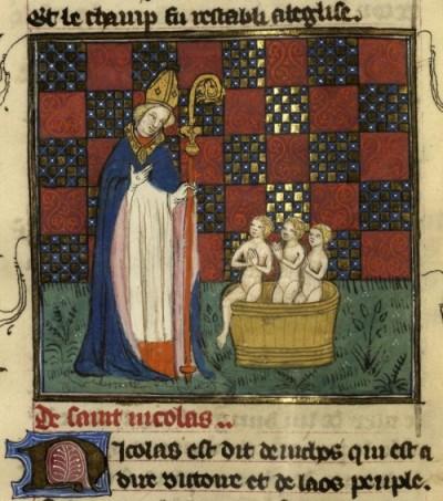 La Légende dorée. Bibliothèque de Rennes Métropole