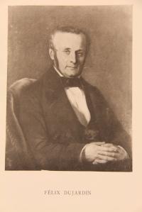 Portrait extrait de Joubin L. Histoire de la Faculté des sciences de Rennes (1900). © SCD Rennes 1