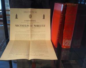 Michel Le Nobletz, exposition
