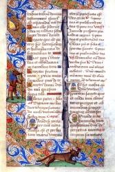 Livre d'heures de la famille de Pontbriand Maître des heures de Pontbriand, Ms 1219