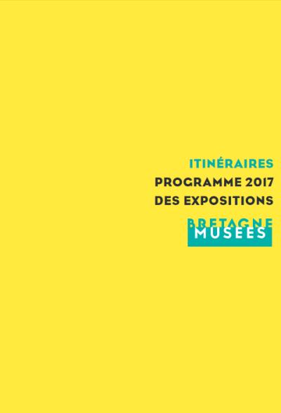 Itinéraires, programme des expositions temporaires des musées de Bretagne, Association des conservateurs des musées de la région Bretagne