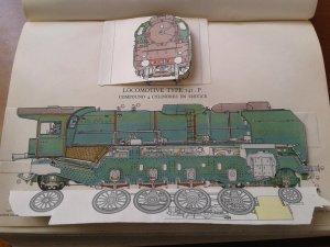 La locomotive type 141.P. Encyclopédie pratique de mécanique et d'électricité © SCD de Rennes 1