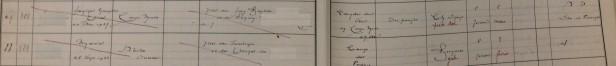 extrait registre d'entrée