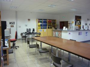 Salle de lecture du site de Brest