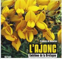 Couverture de l'ouvrage : L'ajonc, emblème de la Bretagne. Skol Vreizh éditions