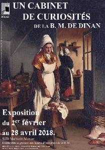 Jean Even, La cuisinière et les poissons, huile sur toile, 1879 © B. M. de Dinan