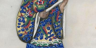 [Album de costumes chinois collés et peints]. HP 33978. Bibliothèque de Rennes Métropole.