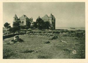 Manoir de Coecilian © Réseau des Médiathèques de Brest