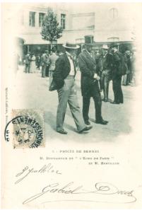 44Z0005 : Procès Dreyfus. Archives municipales de Rennes.