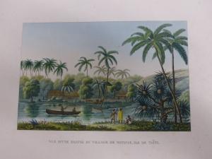 Voyage autour du monde exécuté par ordre du Roi sur la corvette de sa majesté La Coquille pendant les années 1822, 1823, 1824 et 1825 (…), cotes : F°365-366