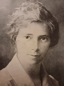 Marie Le Franc. Photographie.