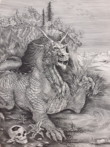 R.91 Le Roman de Tristan et Iseut / illustré par Marc DAUTRY