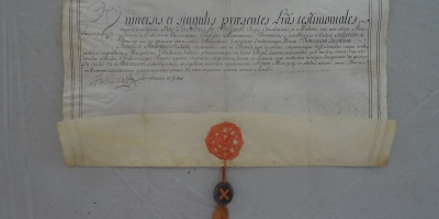 Archives de Rennes, liasse 1000